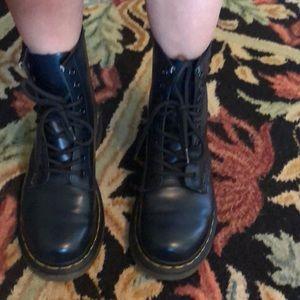 Dc Martins boots